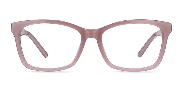 Mode Matte Pink Acetate Eyeglass Frames