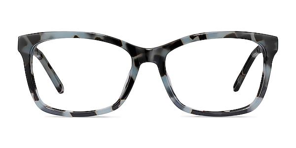 Mode Green Tortoise Acétate Montures de lunettes de vue