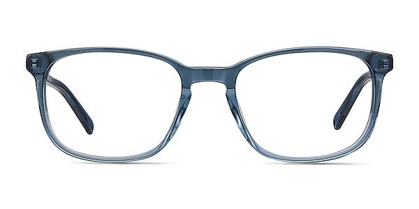 Emblem Blue Acetate Eyeglass Frames