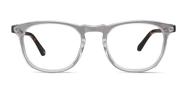 Illusion Translucent Acetate Eyeglass Frames