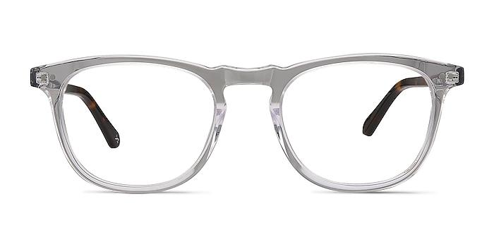 Illusion Translucent Acetate Eyeglass Frames from EyeBuyDirect