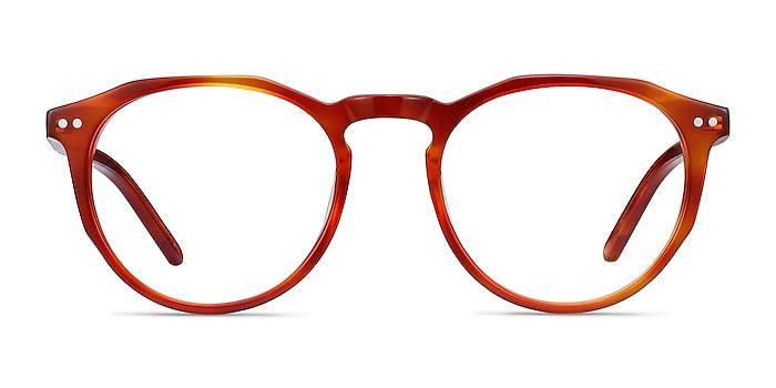 Planete Brown Tortoise Acetate Eyeglass Frames from EyeBuyDirect
