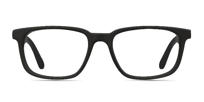 Little Bristol Noir Acétate Montures de lunettes de vue d'EyeBuyDirect