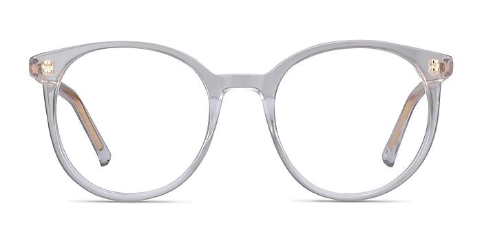 Noun Transparence Acétate Montures de lunettes de vue d'EyeBuyDirect