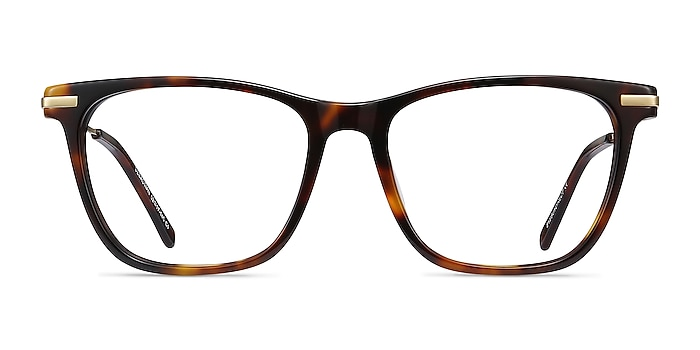 Sebastian Tortoise Acetate-metal Eyeglass Frames from EyeBuyDirect