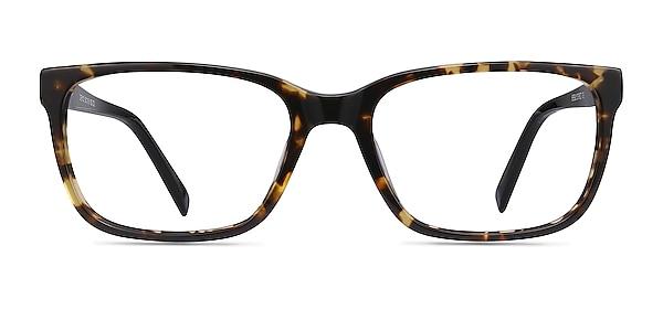 Demo Tortoise Acetate Eyeglass Frames