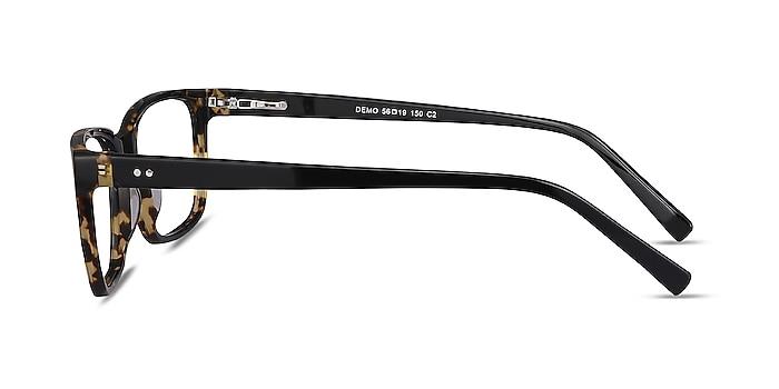 Demo Tortoise Acetate Eyeglass Frames from EyeBuyDirect