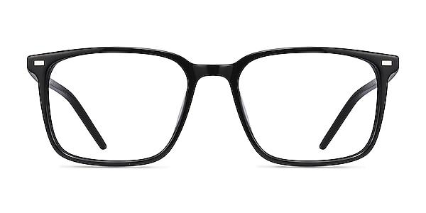 Chief Black Acetate Eyeglass Frames