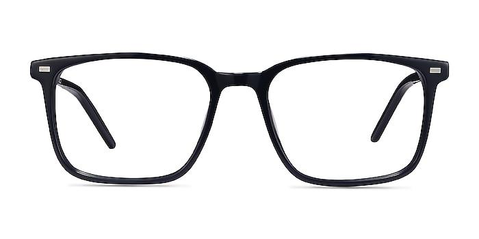 Chief Navy Acetate Eyeglass Frames from EyeBuyDirect