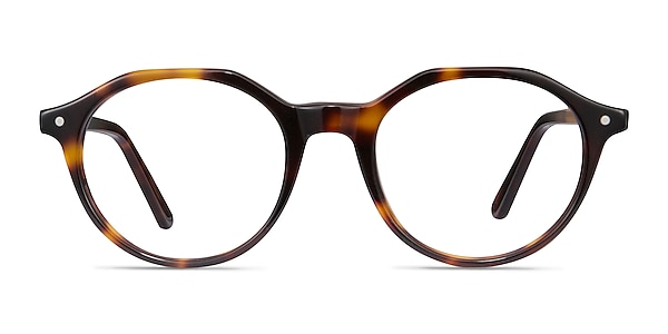 Moby Tortoise Acetate Eyeglass Frames