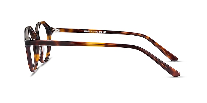 Moby Tortoise Acetate Eyeglass Frames from EyeBuyDirect