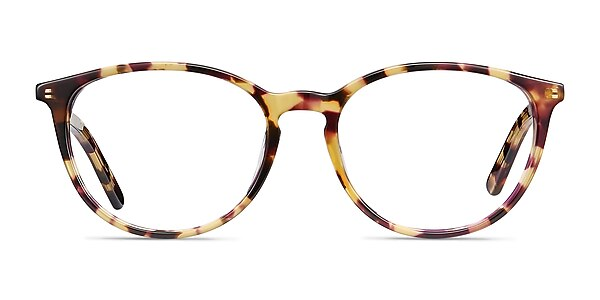Messenger Tortoise Acetate Eyeglass Frames