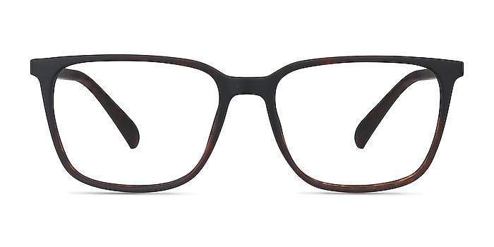 Stride Tortoise Plastic Eyeglass Frames from EyeBuyDirect