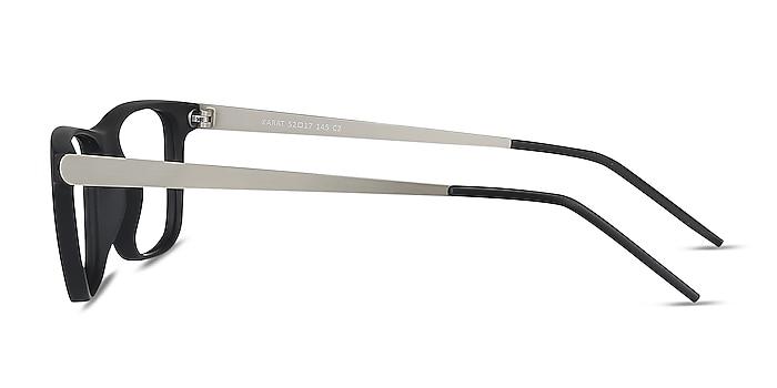 Karat Black Plastic-metal Eyeglass Frames from EyeBuyDirect