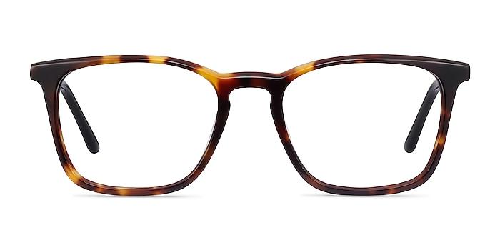 Phoenix Tortoise Acetate Eyeglass Frames from EyeBuyDirect