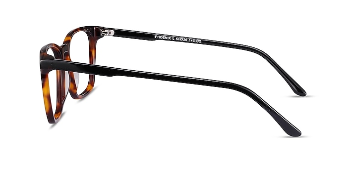 Phoenix Écailles Acétate Montures de lunettes de vue d'EyeBuyDirect