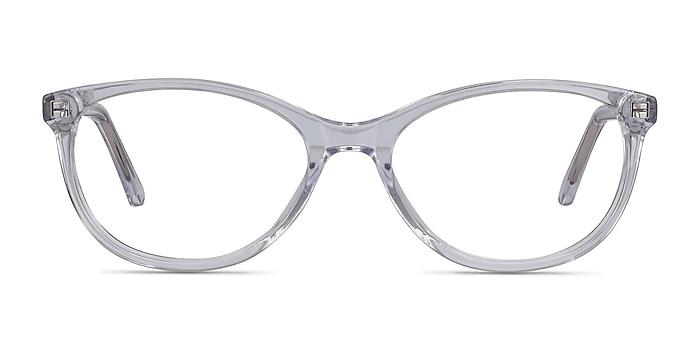 Depth Clear Acetate Eyeglass Frames from EyeBuyDirect