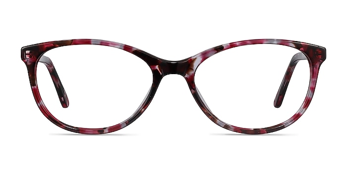 Depth Floral Acetate Eyeglass Frames from EyeBuyDirect