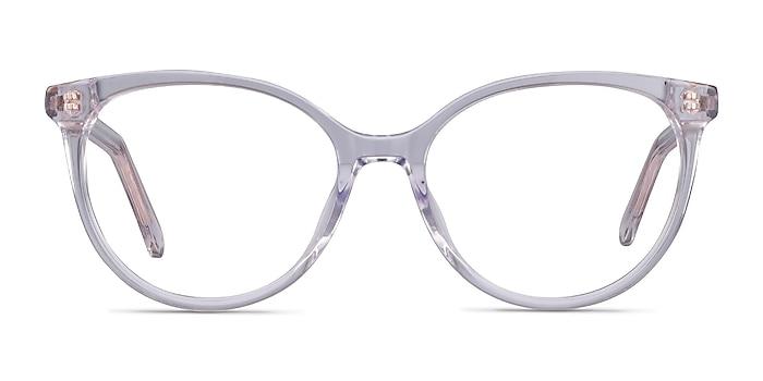 Nala Transparence Acétate Montures de lunettes de vue d'EyeBuyDirect