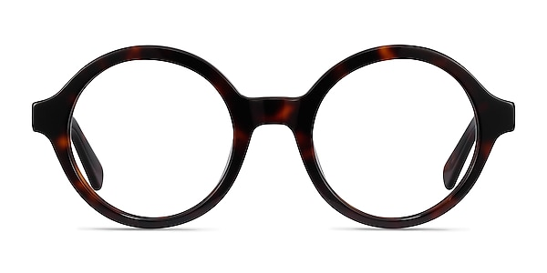 Groove Tortoise Acetate Eyeglass Frames