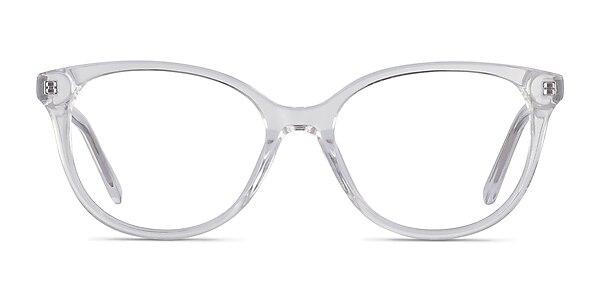 Pursuit Clear Acetate Eyeglass Frames