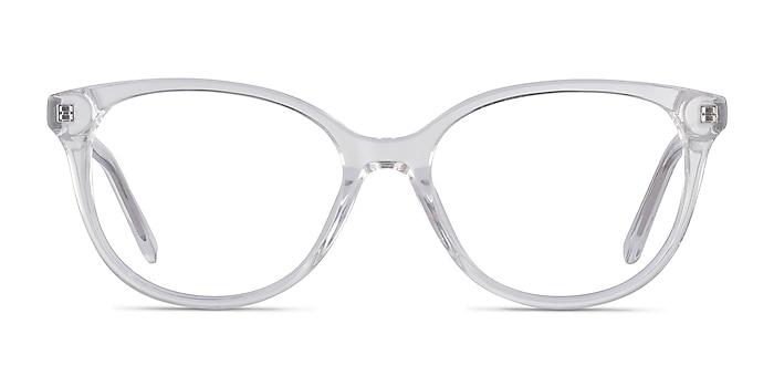 Pursuit Transparence Acétate Montures de lunettes de vue d'EyeBuyDirect