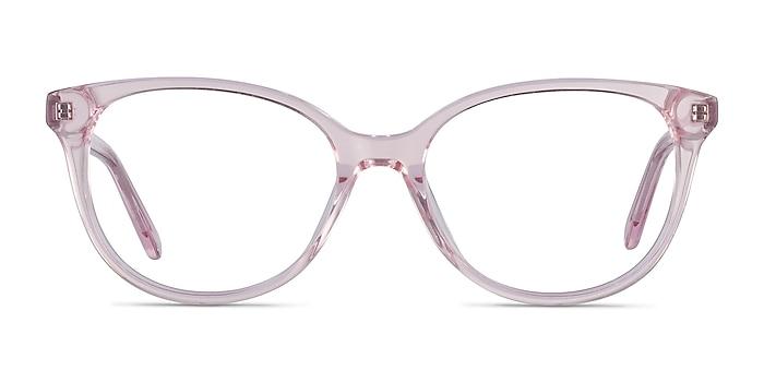 Pursuit Pink Acetate Eyeglass Frames from EyeBuyDirect