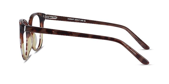 Pursuit Écailles Acétate Montures de lunettes de vue d'EyeBuyDirect