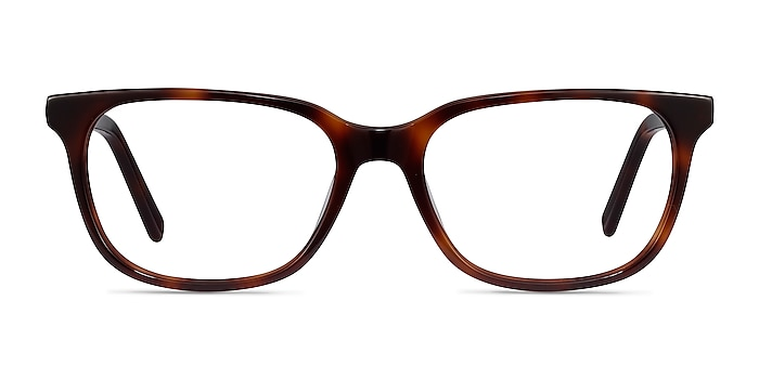 Peruse Brown Tortoise Acetate Eyeglass Frames from EyeBuyDirect