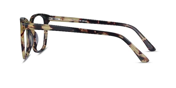 Tower Green Tortoise Acetate Eyeglass Frames from EyeBuyDirect