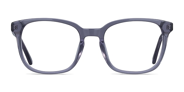 Tower Gray Acetate Eyeglass Frames