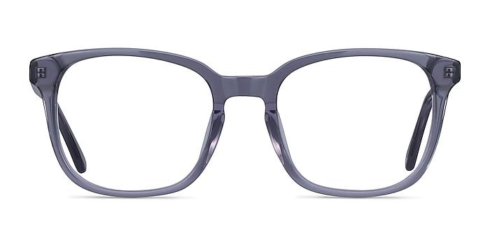 Tower Gray Acetate Eyeglass Frames from EyeBuyDirect