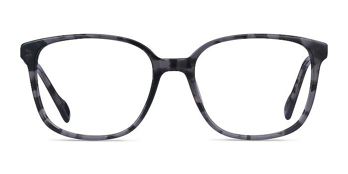 Joanne Gray Tortoise Acetate Eyeglass Frames from EyeBuyDirect