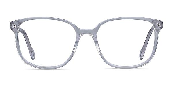Joanne Clear Acetate Eyeglass Frames