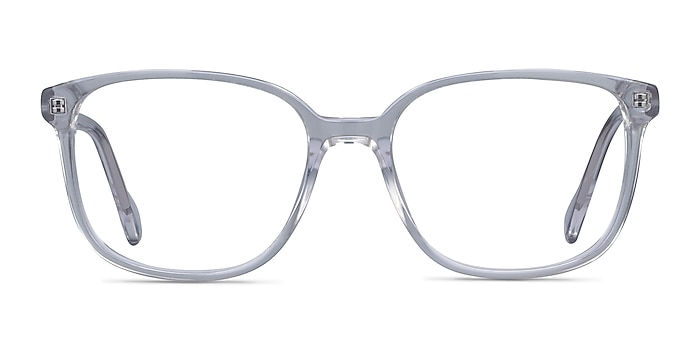 Joanne Clear Acetate Eyeglass Frames from EyeBuyDirect
