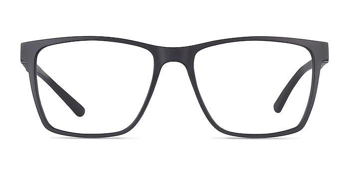 Spencer Gris Plastique Montures de lunettes de vue d'EyeBuyDirect