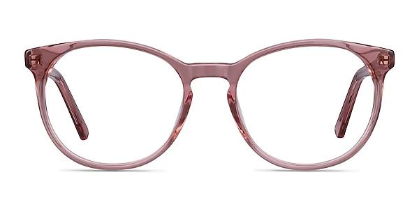 Dulce Pink Acetate Eyeglass Frames