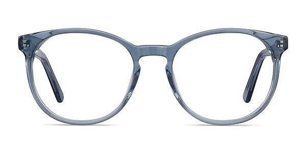 Dulce Blue Acetate Eyeglass Frames