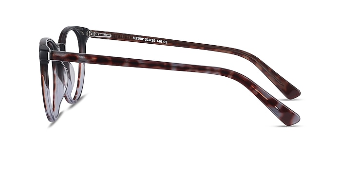 Fleury Tortoise Acetate Eyeglass Frames from EyeBuyDirect