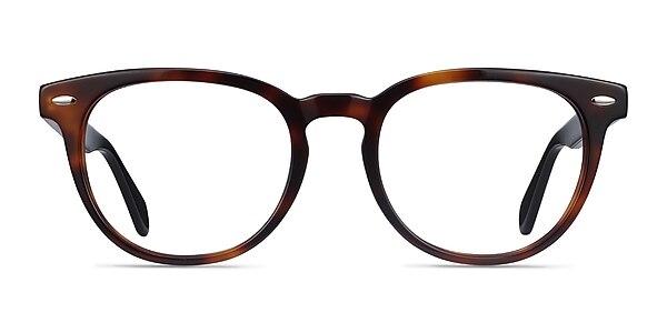 Maeby Dark Tortoise Acetate Eyeglass Frames