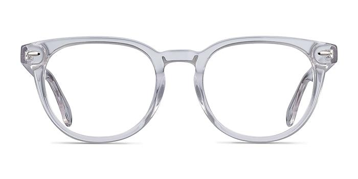 Maeby Transparence Acétate Montures de lunettes de vue d'EyeBuyDirect
