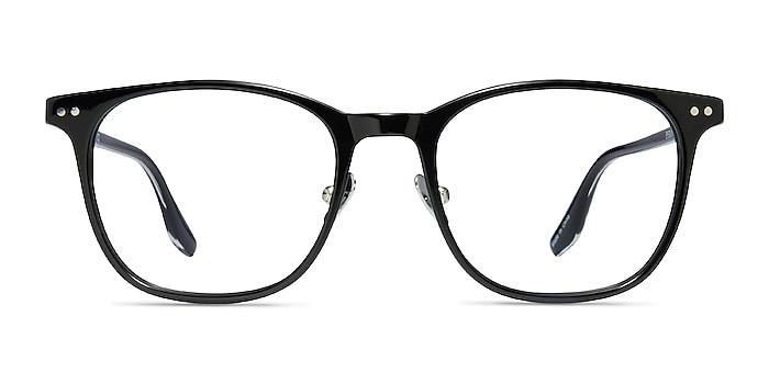 Follow Black Acetate Eyeglass Frames from EyeBuyDirect