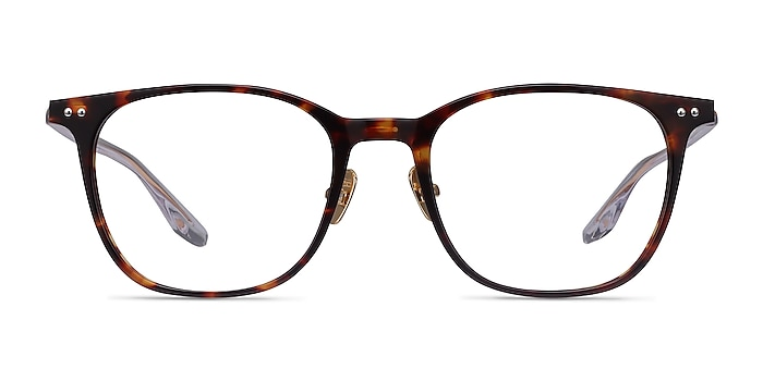 Follow Tortoise Acetate Eyeglass Frames from EyeBuyDirect