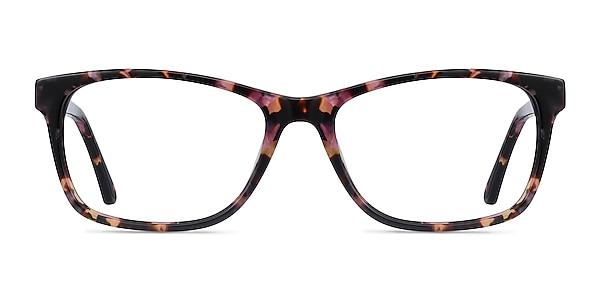 Annett Floral Acetate Eyeglass Frames