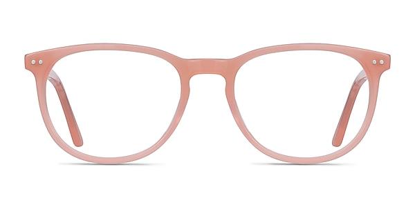 Cherbourg Coral Acetate Eyeglass Frames