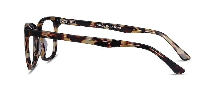 Varda Tortoise Acetate Eyeglass Frames from EyeBuyDirect