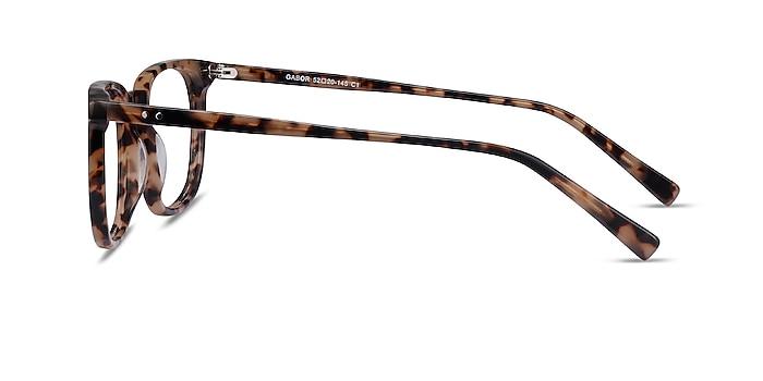 Gabor Tortoise Acetate Eyeglass Frames from EyeBuyDirect