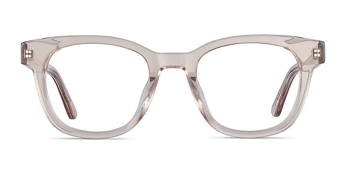 Lighthouse Champagne Acétate Montures de lunettes de vue d'EyeBuyDirect