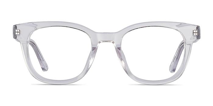 Lighthouse Clear Acetate Eyeglass Frames from EyeBuyDirect