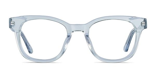 Lighthouse Clear Blue Acetate Eyeglass Frames